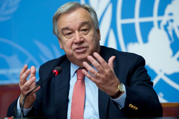 Генеральный секретарь ООН призвал реформировать Совбез