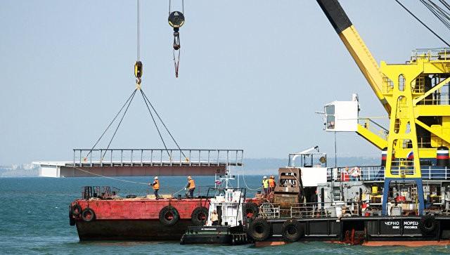 Власти проинформировали орасширении морского порта Тамань