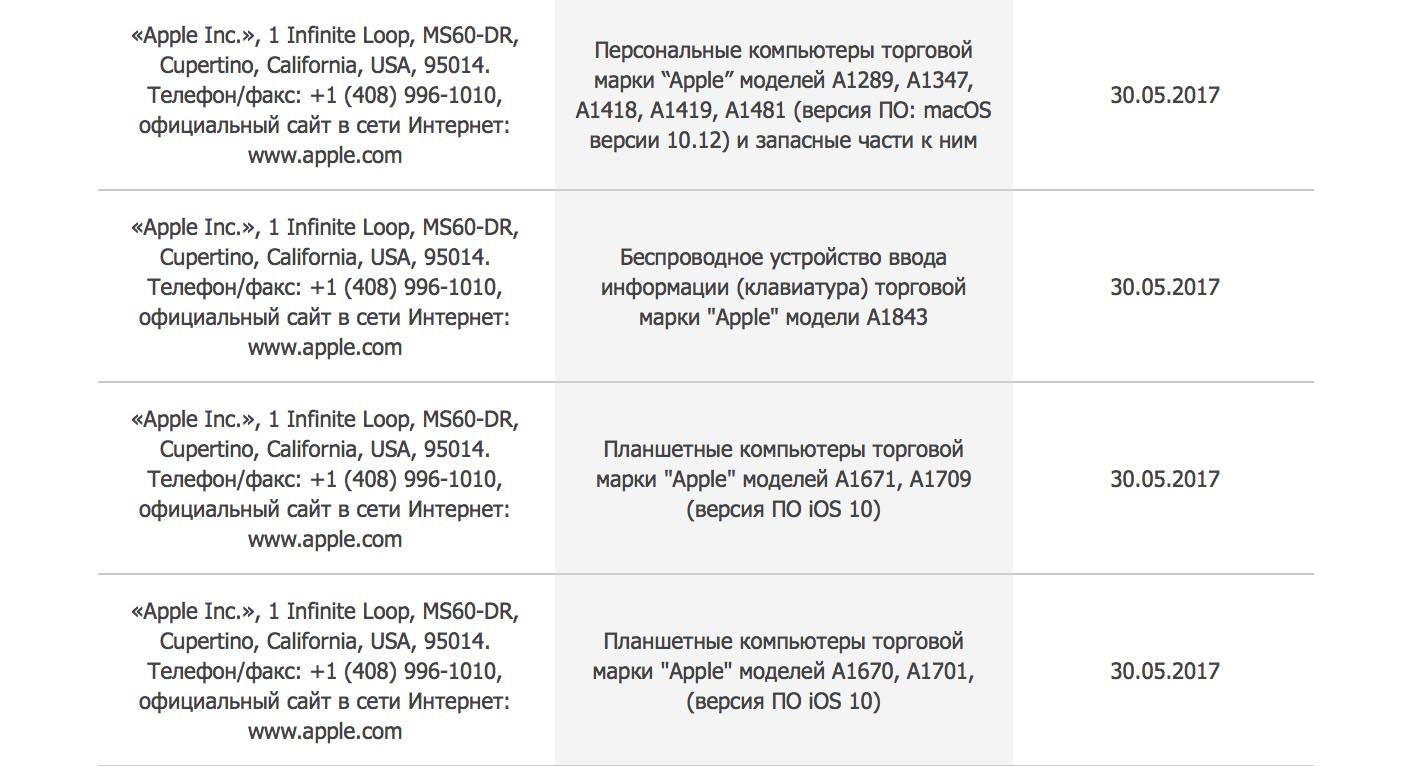Apple представит 5июня новые устройства