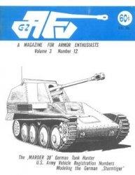 Журнал AFV-G2: A Magazine For Armor Enthusiasts Vol.3 No.12
