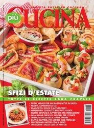 Журнал Piu Cucina (Agosto - Settembre 2015)