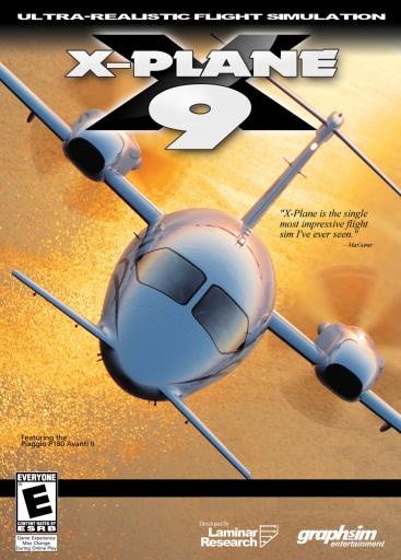 X-Plane 9.0 (2008) [UB]