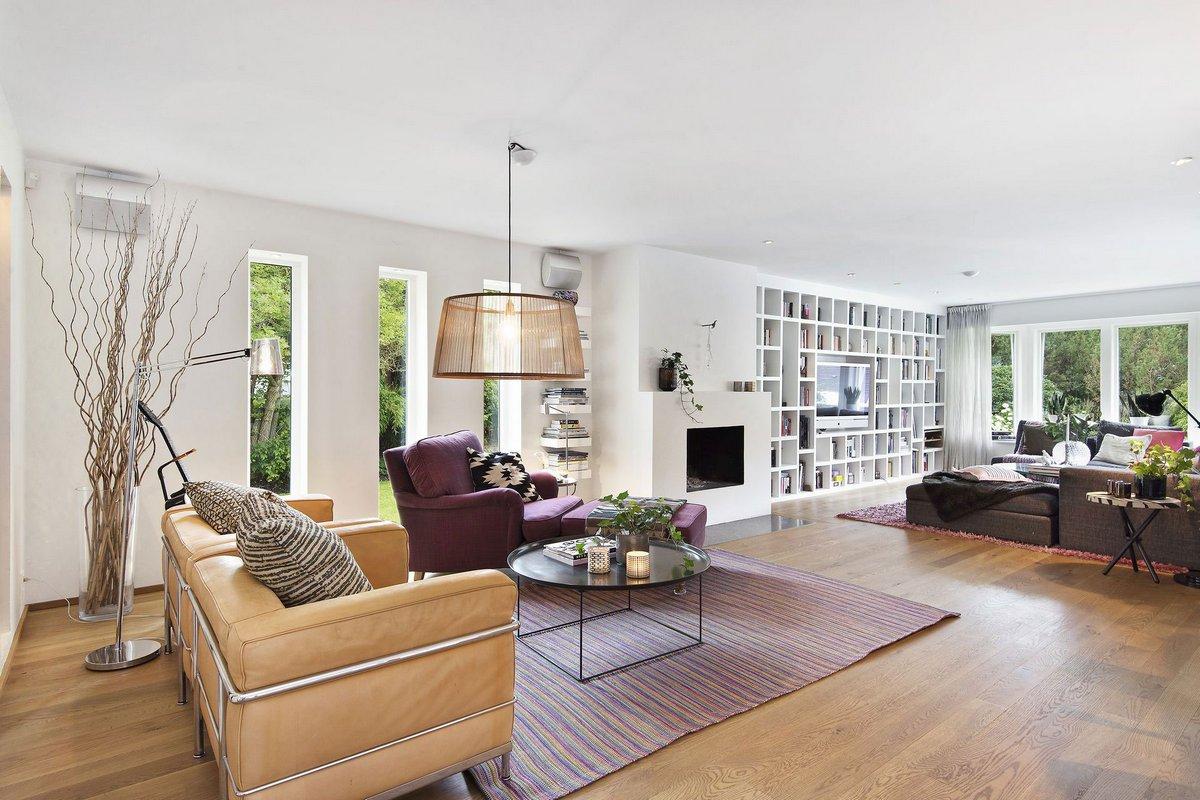 Элитная недвижимость в Саро, элитная недвижимость в Швеции, купить дом в Швеции, обзор частного дом в Швеции, частный дом с бассейном Швеция