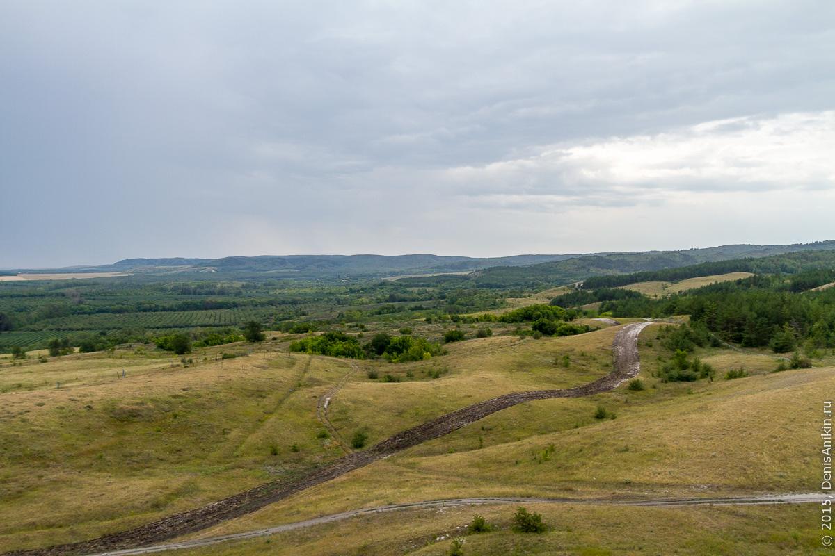 Гора Каланча Хвалынск 8