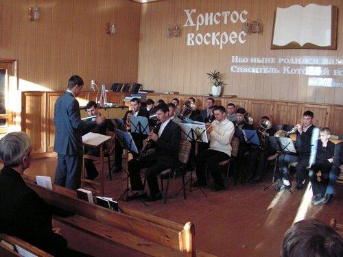 братская встреча ЕХБ в г Находка