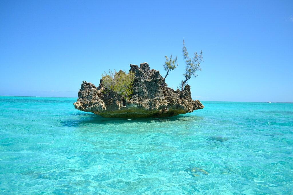 """""""Каменный цветок"""" островок из остатка лавы.JPG"""