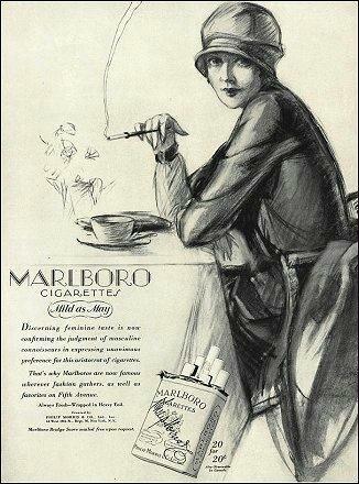 Как бренду Marlboro делали операцию по смене пола