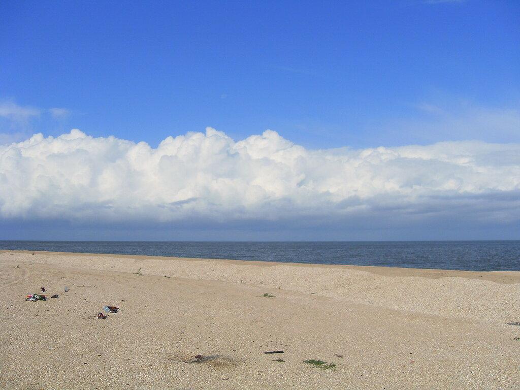 У моря, берег песчаный ... SDC14803.JPG