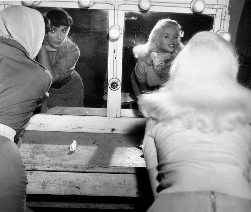 Joan And Jayne Mansfield