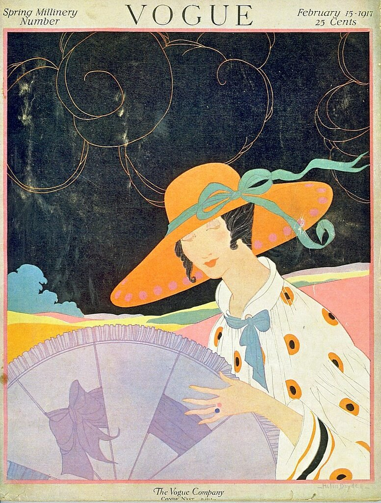 Vogue, 1917