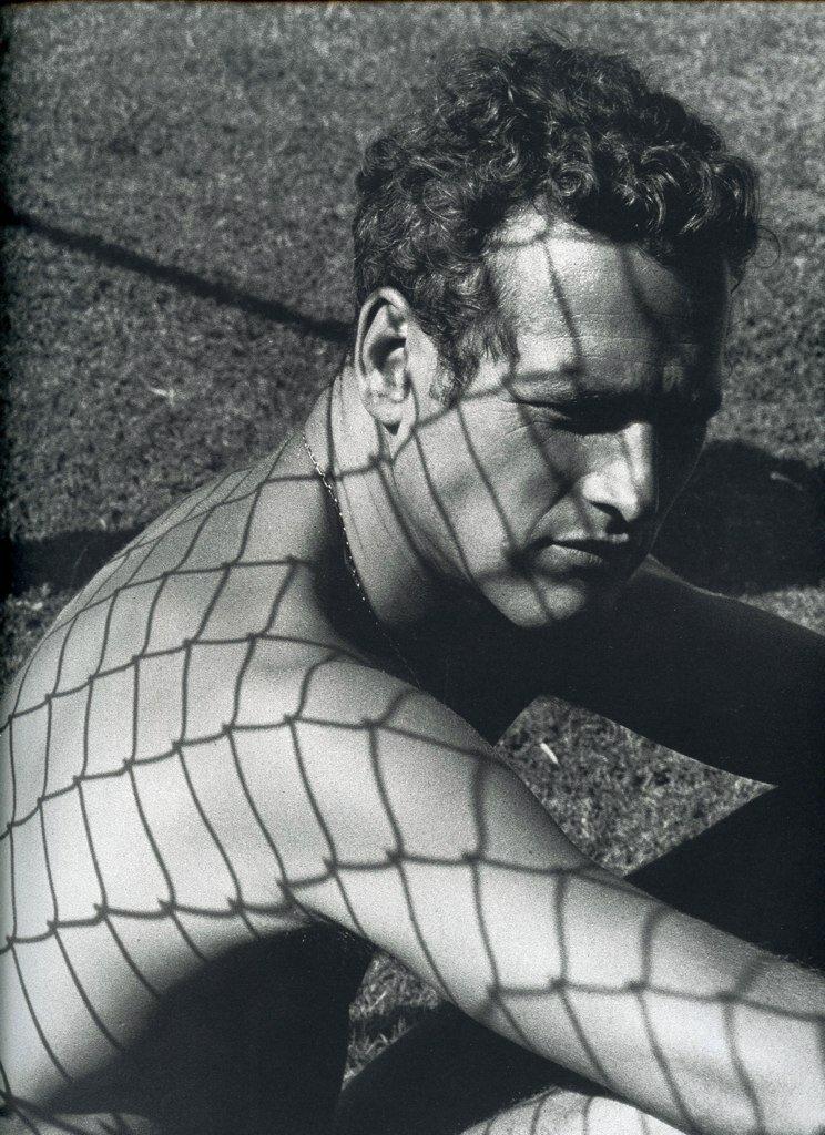 Dennis Hopper - Photographs from 1961 - 1967.Paul Newman, 1964
