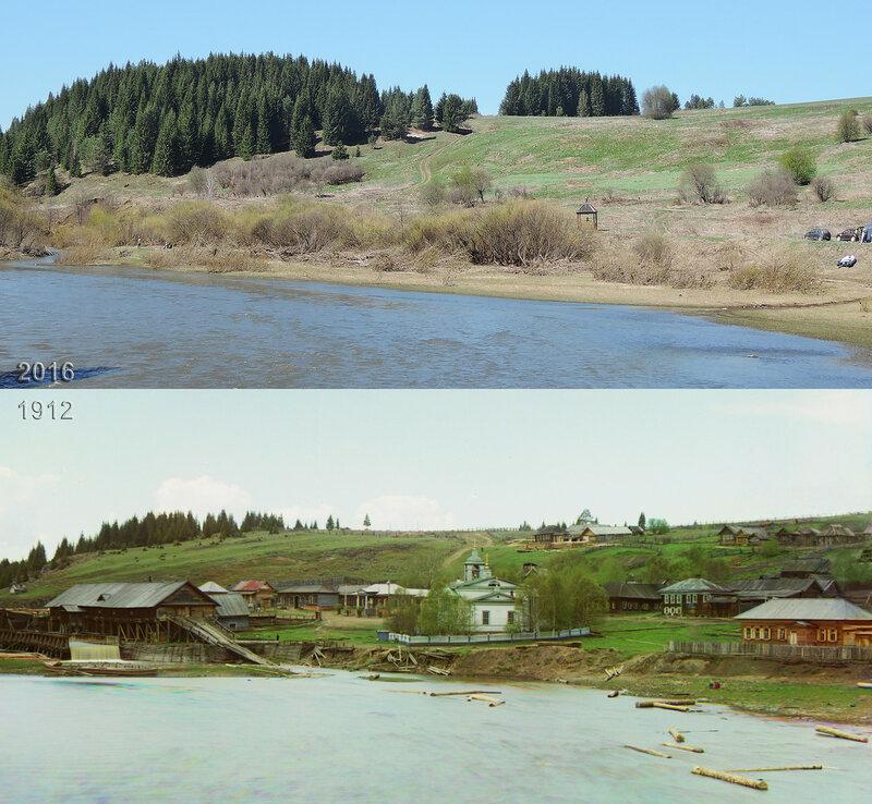 Пристань Илимка. Место постройки двадцатистенных коломенок. Илимский перебор.