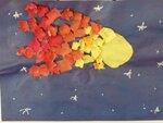 """Миткалинная Даша (рук. Федорова Лариса Петровна) - """"Огненная комета"""""""