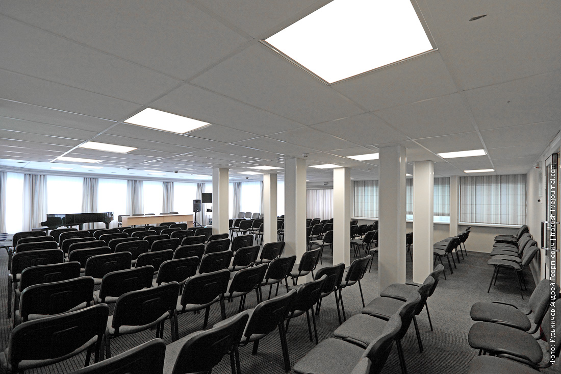 теплоход жуков интерьеры конференц-зал фотографии