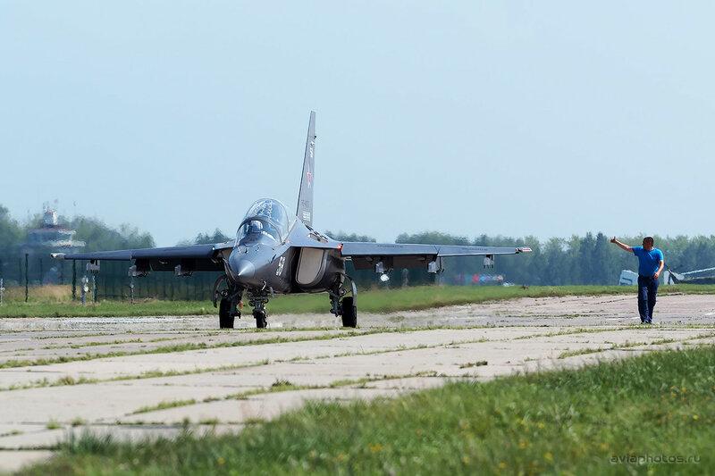Яковлев Як-130 (RF-44573 / 58 белый) ВКС России 0170_D805525a