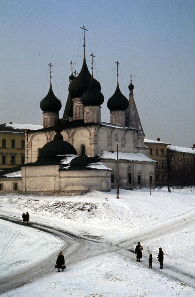 1964. Ярославль. Церковь Спаса на Городу.jpg