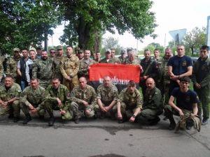 Полтавский центр вступился за героя войны