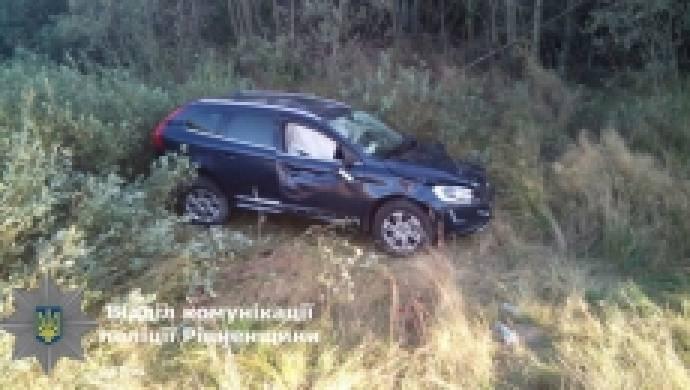 В жуткой аварии на Ривненщине погиб 13-летний ребенок. ФОТОрепортаж