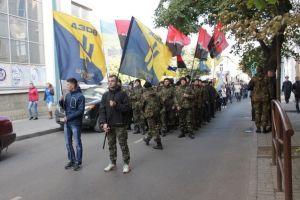 Марш до Покрова в Тернополе