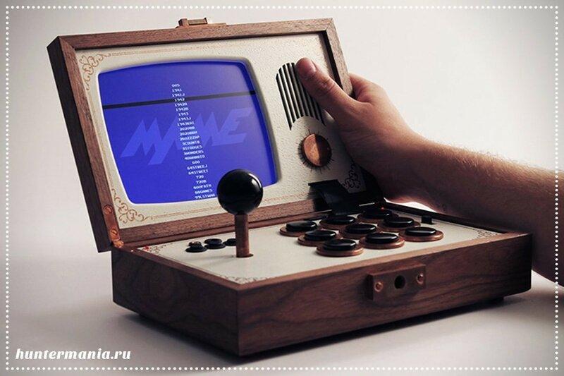 Портативный игровой автомат для избранных