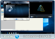 Windows 10 by KDFX: Reborn Evolution v1 01.09.2016 4DVD [Ru]