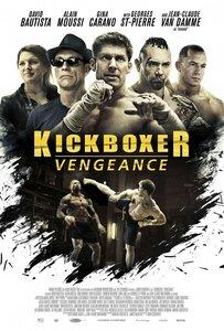 Kickboxer 2016 poster