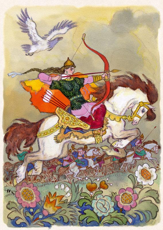 Папе, русские народные сказки открытки