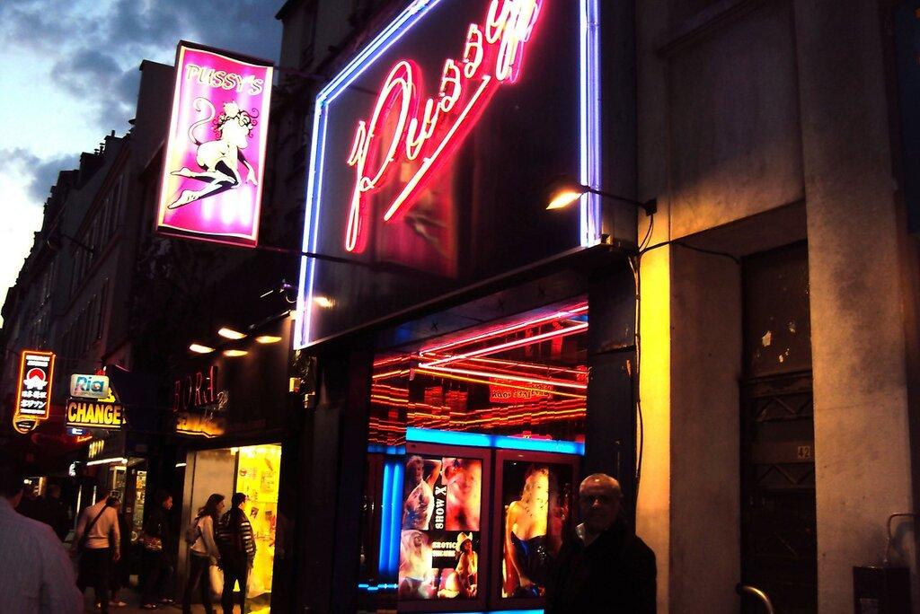 Музей театр сексодром в париже