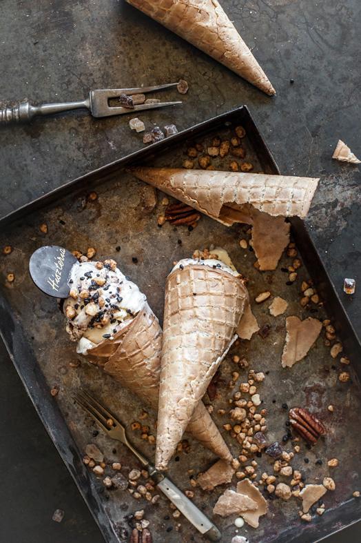 Вкусное красивое мороженое / Ice cream - Szendeff Lőrinc