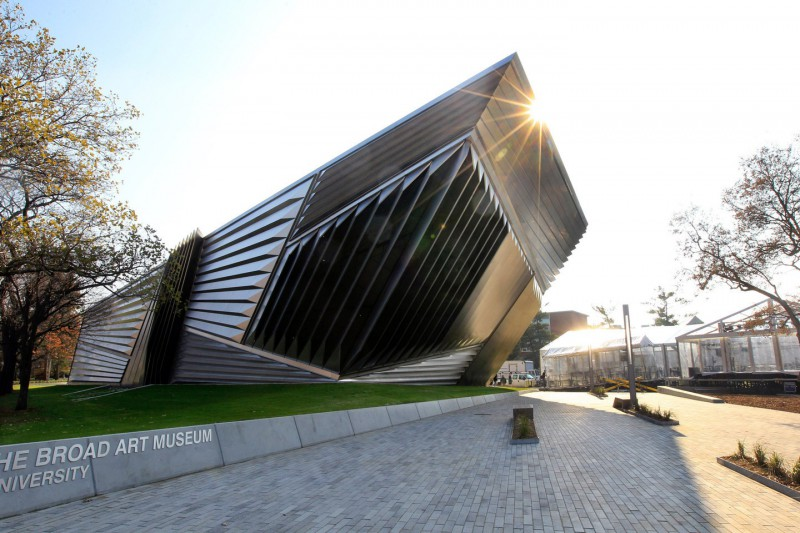 Музей искусств Мичиганского университета Эли и Эдит Брод.