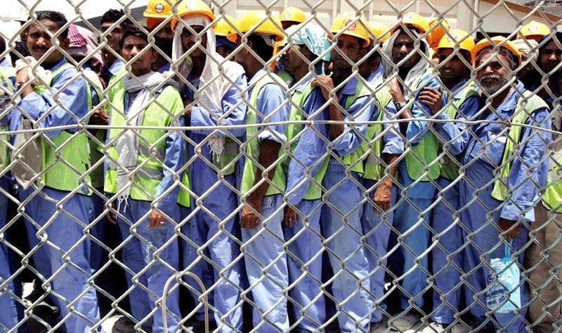 12. Дубай для всех По оценкам миграционного бюро в Дубае живут около 150 тысяч рабочих. В основном э