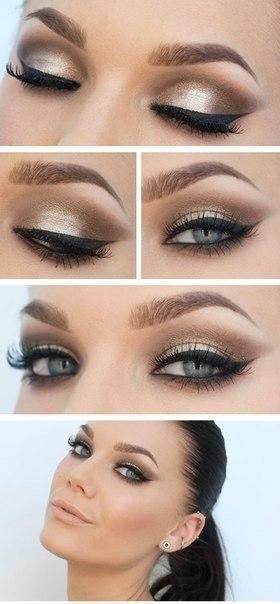 8 вариантов вечернего макияжа