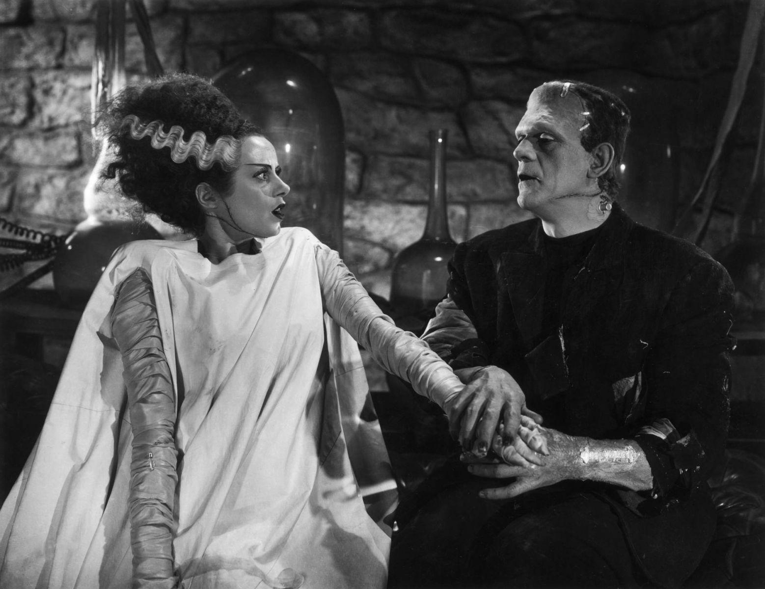 Очеловечивание монстра, начавшееся во «Франкенштейне», было продолжено в сиквеле ленты 1931 года, та