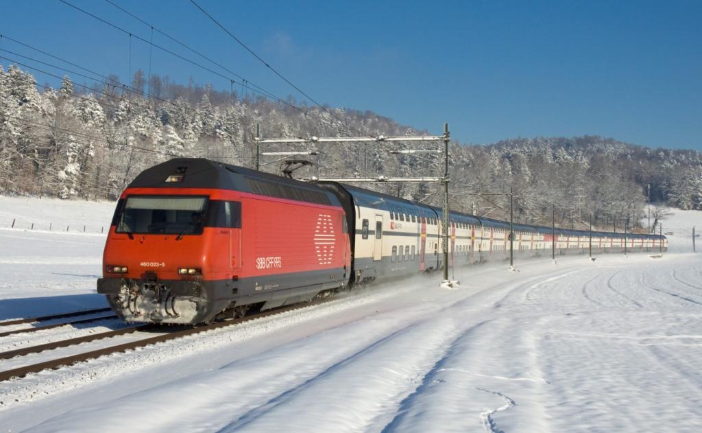 David Gubler / CC BY-SA 3.0 8 место. SJ Dm3, Швеция — 9,655 л.с.