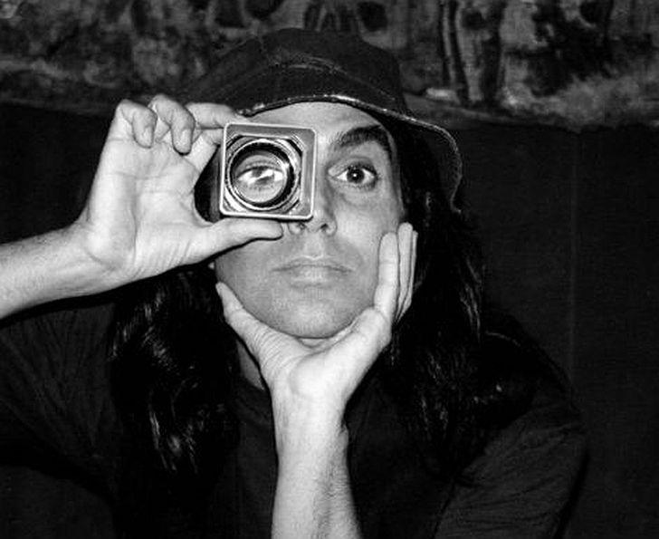 С самого начала карьеры Стивен Майзел любил фотографировать понравившихся ему девушек даже просто на