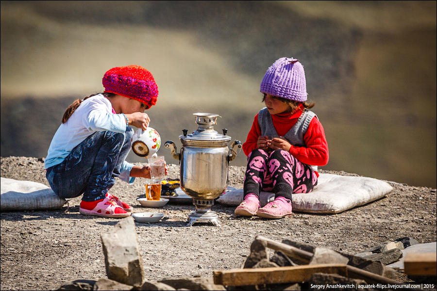 13. Чай для сестры