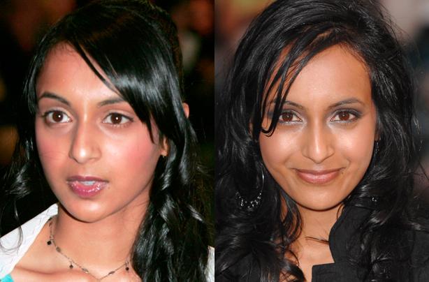 Шефали Чаудхари (Парвати Патил) Сестра-близнец Падмы на экране, Шефали гораздо менее активна в интер