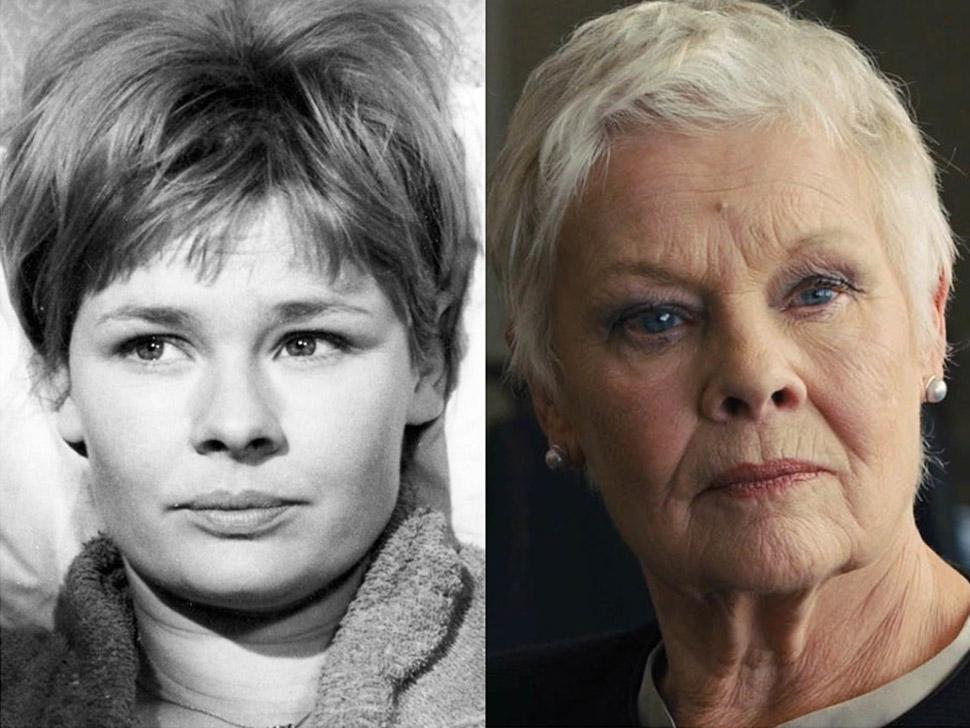 Джуди Денч: «Утром вчетвером» (1965) и «007: Координаты