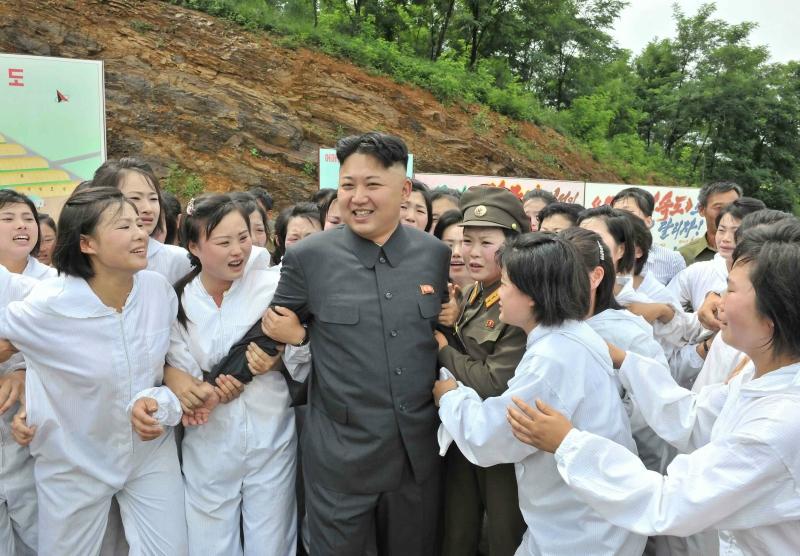Ким Чен Ын: диктатор или поп звезда?