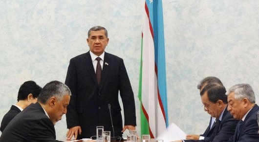 Обязанности президента Узбекистана временно будет исполнять спикер парламента