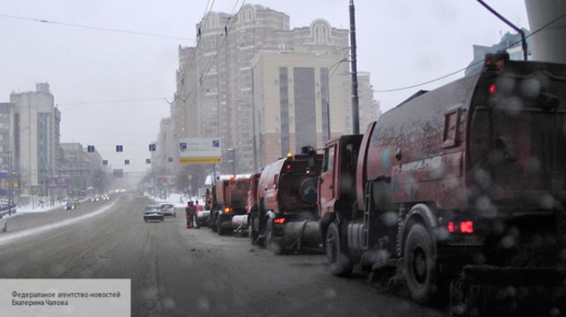 В столице предполагается резкое похолодание до