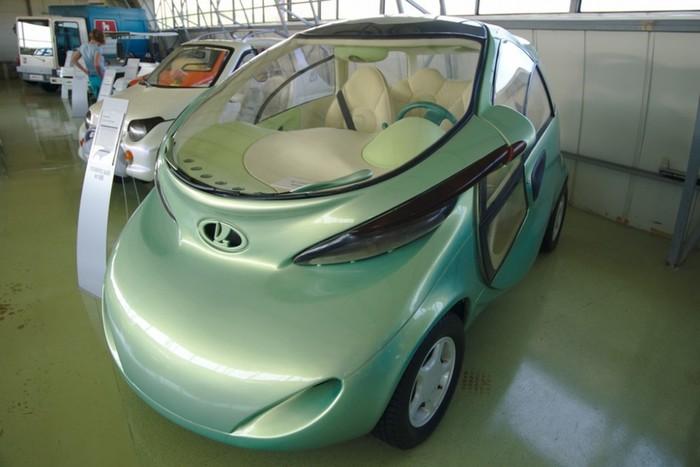 Уникальные автомобили! 15 прекрасных машин, существующих в одном экземпляре