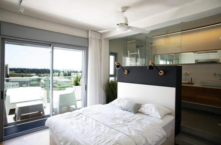 Netanya Penthouse by Dori Interior Design
