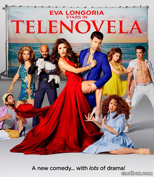 Теленовелла (1 сезон: 1-11 серии из 11) / Telenovela / 2015-2016 / ПМ (NewStudio) / WEB-DLRip + WEB-DL (1080p)