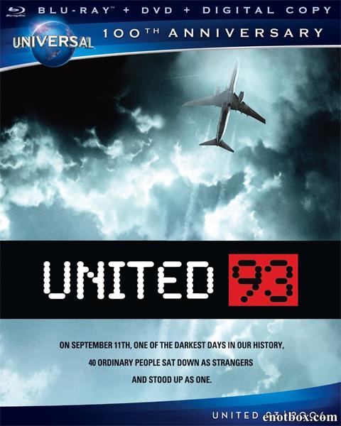 Потерянный рейс / United 93 (2006/BDRip/HDRip)