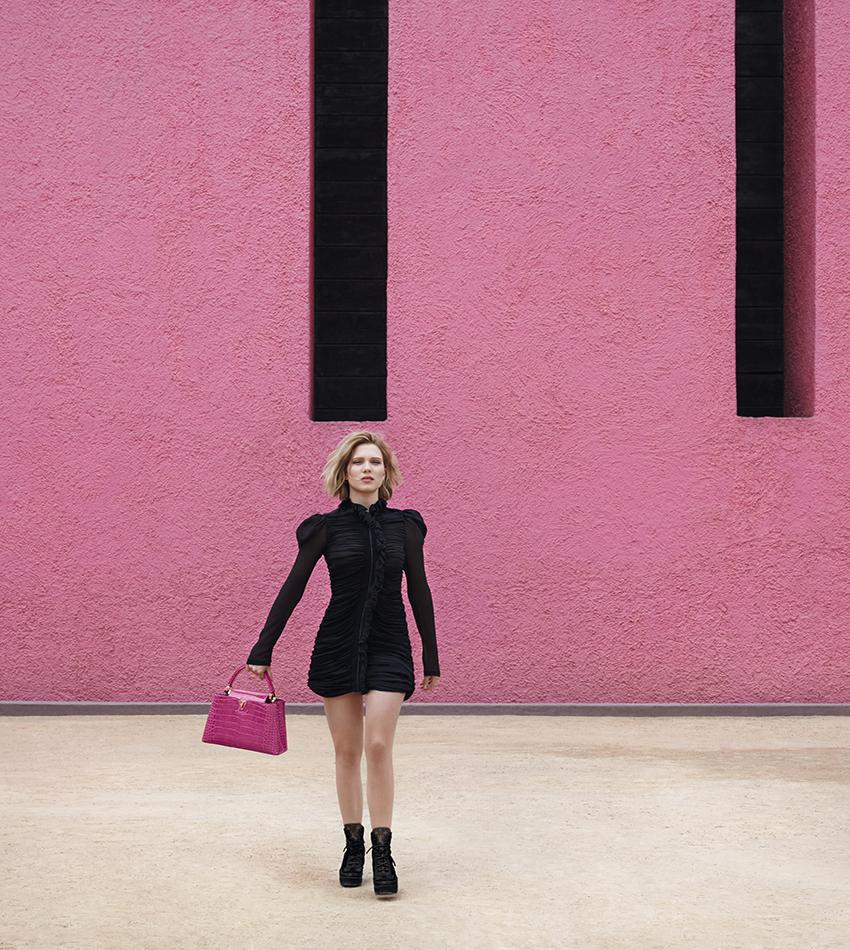 "Lea Seydoux by Patrick Demarchelier - Louis Vuitton - ""Spirit Of Travel"" (Spring-Summer 2016)"