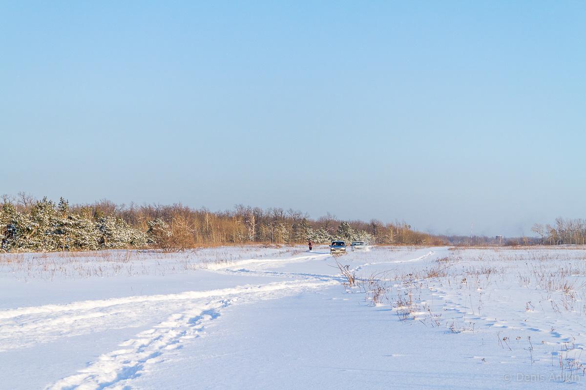 саратов лес кумысная поляна зима покатушка фото 10