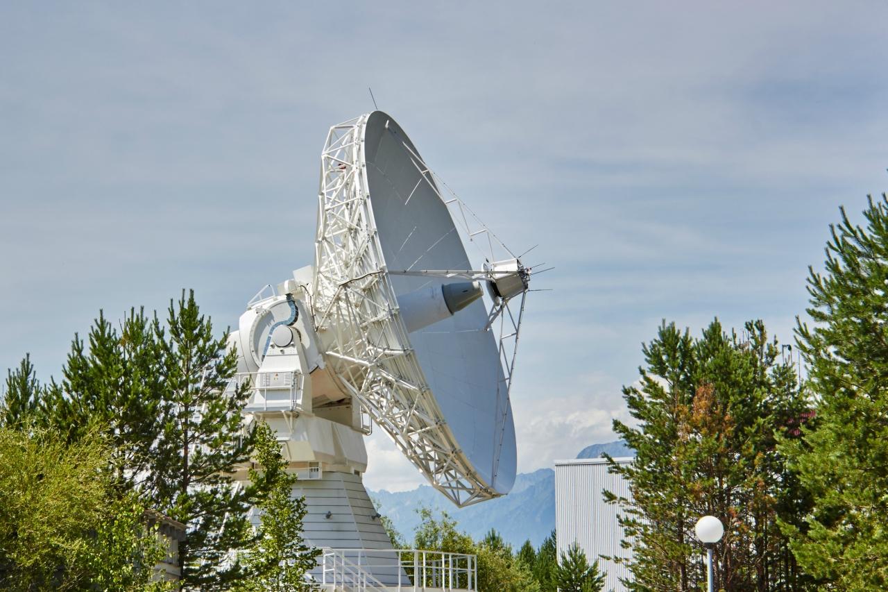 "Радиоинтерферометрический телескоп ""Квазар"""