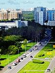 Солнцево, Улица авиаторов