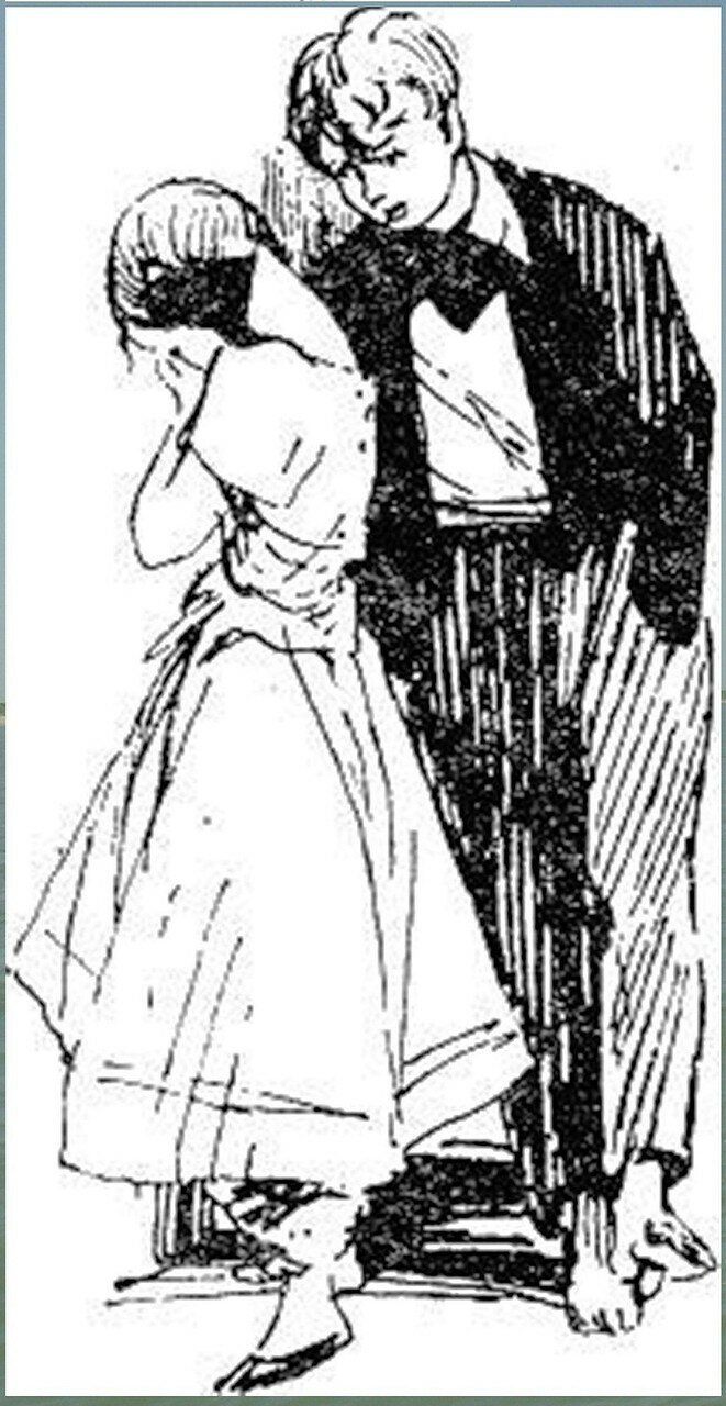 Иллюстрация В. Н. Горяева к пр-ю М.Твена Приключения Тома Сойера (19).jpg